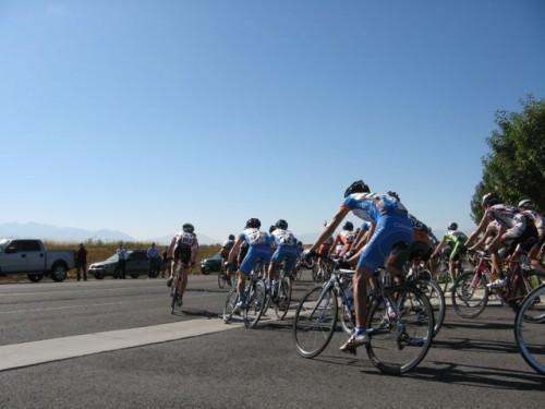 Tour of Utah Stage 2 Start