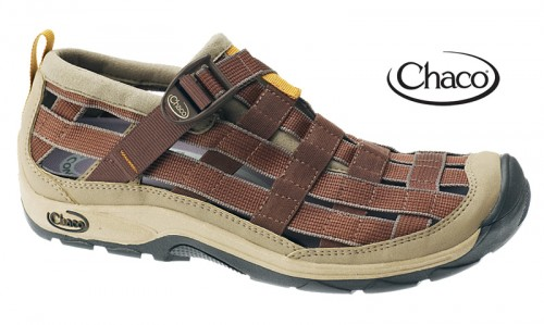 Chaco Paradox Shoe / Sandal Review - Chocolate