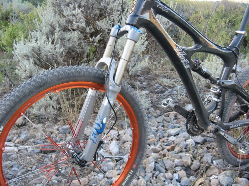 2010 Fox 32 TALAS 150 Fork Review