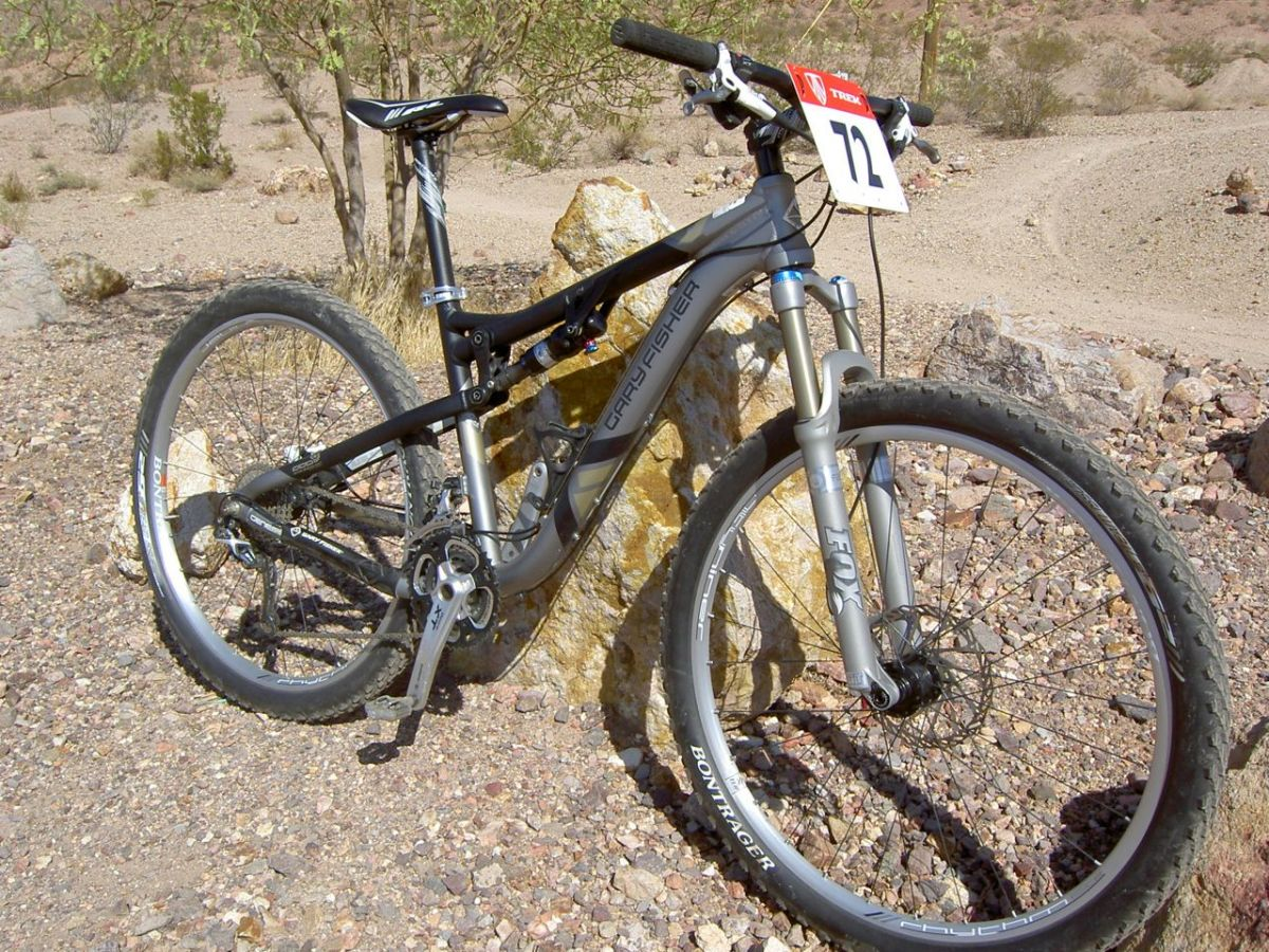 071ed701713 Gary Fisher Rumblefish II 29er Quick Review - Interbike 2009 ...
