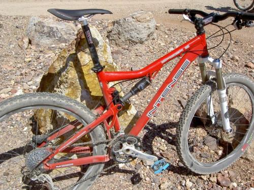 Intense Spider 2 Mountain Bike
