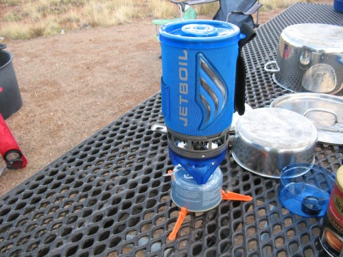 Jetboil Flash PCS Stove Review