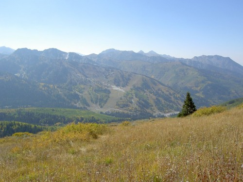 Wasatch Crest Trail - Sept 26, 2009