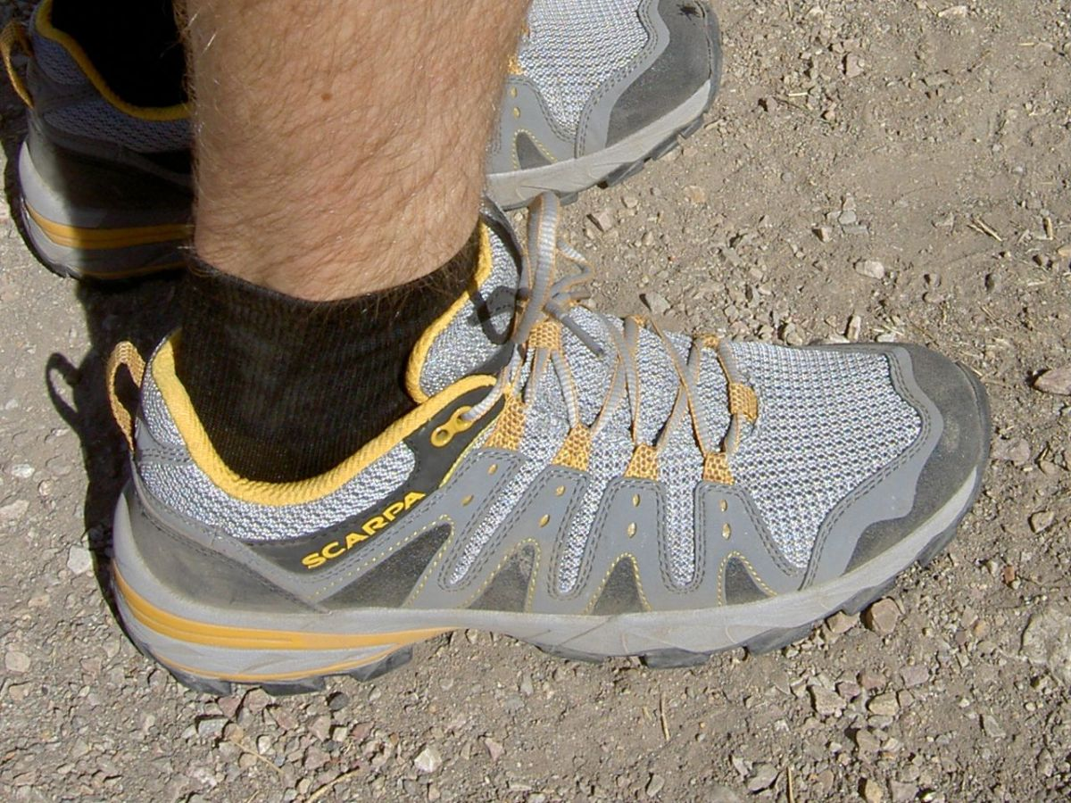 Review Shoes Running Scarpa Raptor Trail OXZkPiu