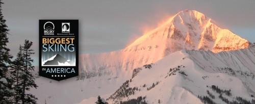 "Big Sky Resort, Montana - Tops on My ""Must Ski"" List"