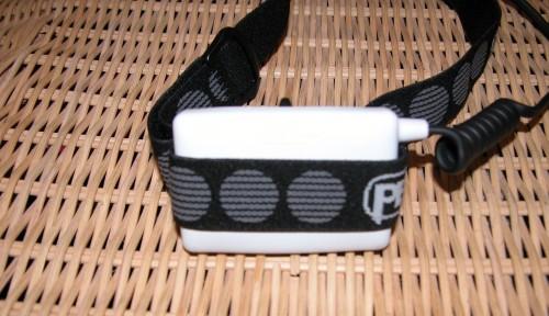 external rear battery pack