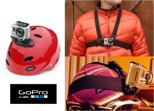 GoPro Camera Mounts