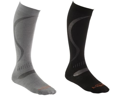 buy best newest collection wholesale Bridgedale Lightweight Ski Socks Review - FeedTheHabit.com