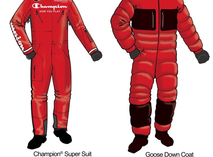 Champion To Unveil High Altitude Super Suit At Outdoor