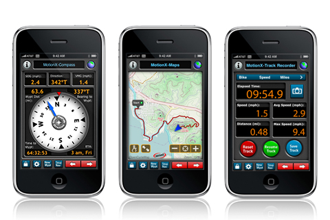 iphone gps app motionx gps app for iphone review feedthehabit 11900