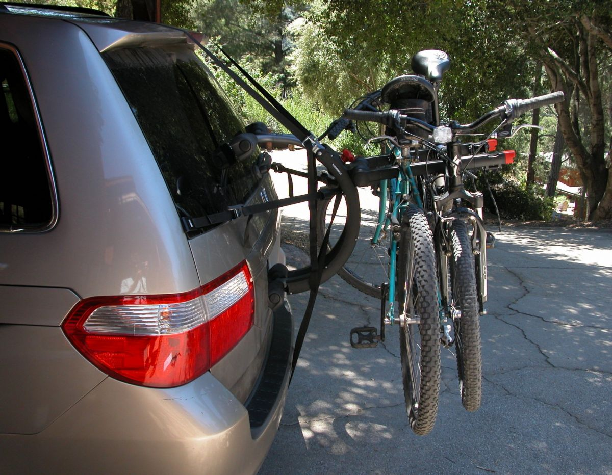 Anti Sway Hitch >> Yakima QuickBack 3 Trunk-mount Bike Rack Review ...