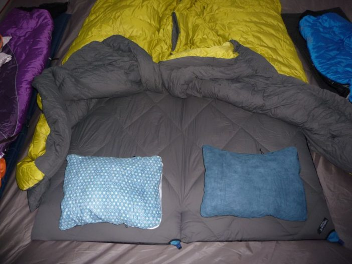 Therm-a-Rest Double Sleep System Review