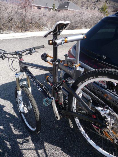 Kuat NV bike rack review