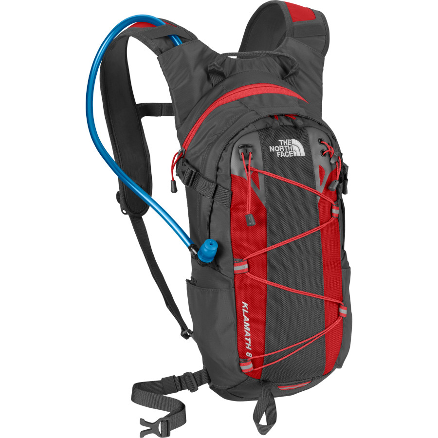 The North Face Klamath 8 Hydration Pack Review ...