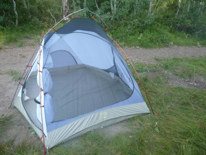 Mountain Hardwear Hammerhead 3 Tent Review