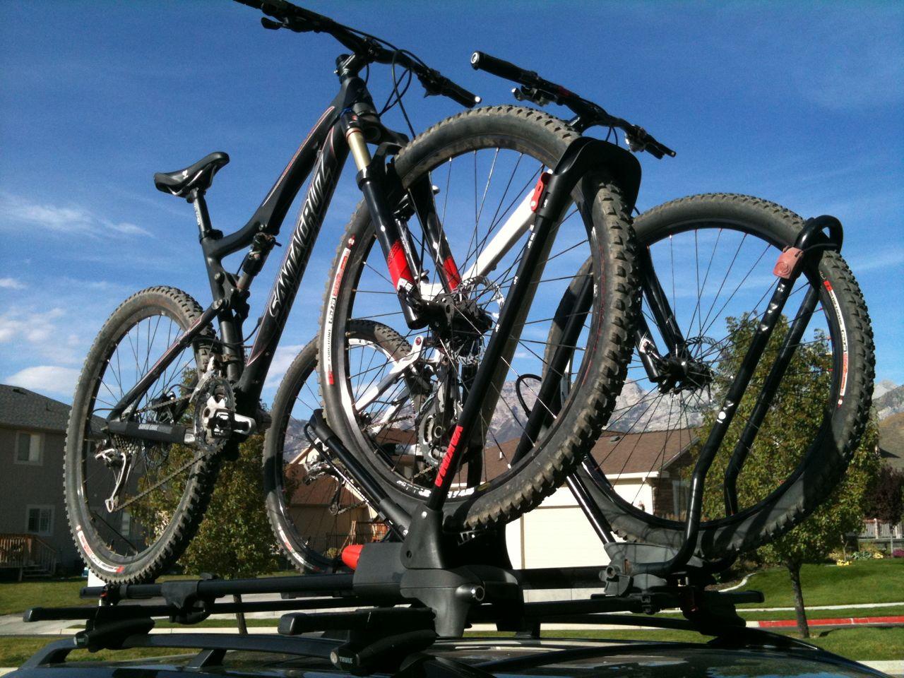 yakima bike rack instructions