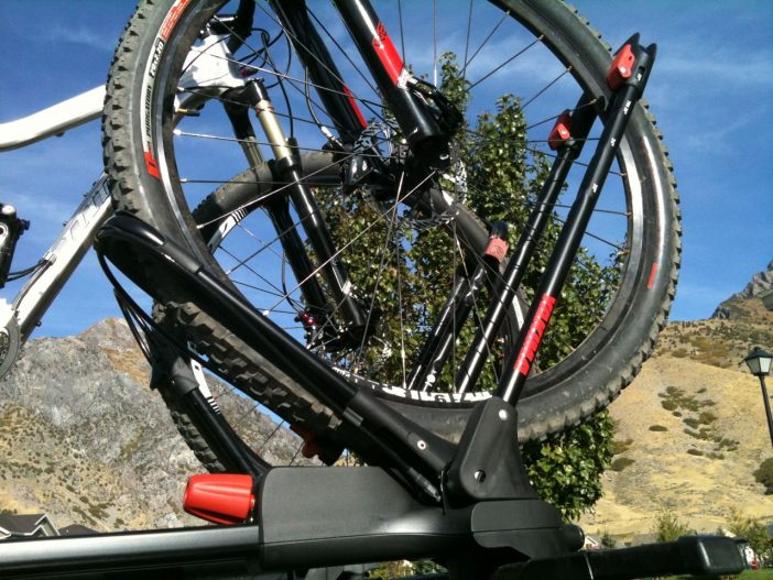 Yakima FrontLoader Bike Rack Review