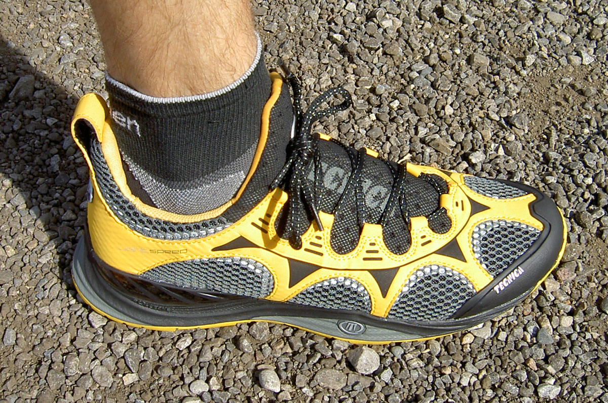 Tarantula Trail Shoes Running Tecnica Review IW9E2YDH