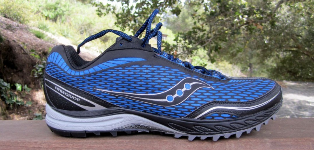 Saucony Progrid Peregrine Trail Running Shoes Review