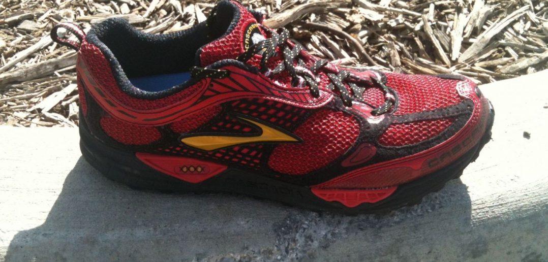 Brooks Running Cascadia 6 Trail Running