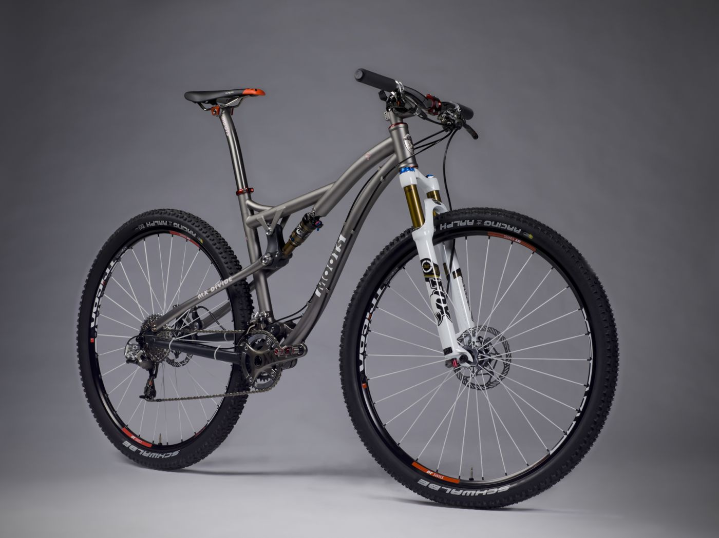 moots mx divide titanium full suspension 29er goodness. Black Bedroom Furniture Sets. Home Design Ideas