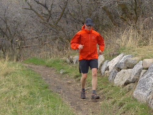 Arc'teryx Beta FL Jacket Review - Trail Running Test