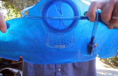 camelbak water bottle instructions