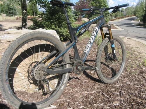 Scott Genius 700 - 650B Trailbike