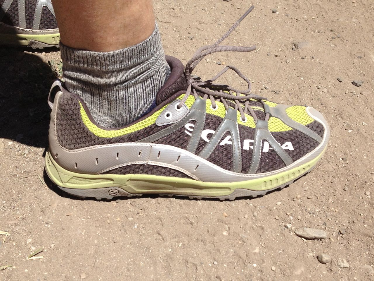 What Are Trail Running Shoes Used For