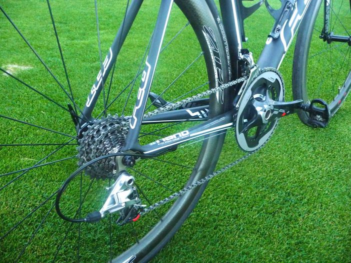Felt F1 Custom Build - SRAM Red Drivetrain