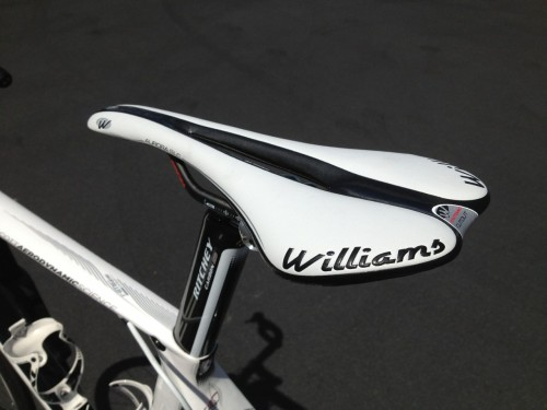 Williams Aurora SLC Saddle Review