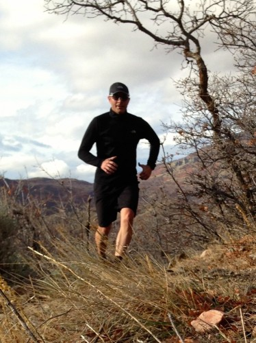 The North Face Winter Sub Zero Aries Running Jacket Review