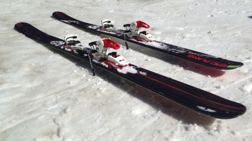 Epic Planks Ripper Skis Review