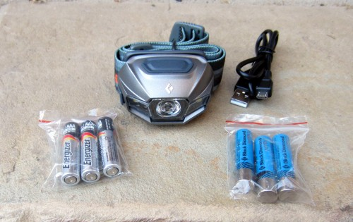 black diamond revolt headlamp kit