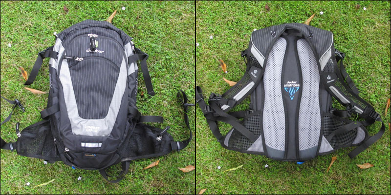d8a20ae722 Deuter Compact EXP 12 Hydration Pack Review - FeedTheHabit.com