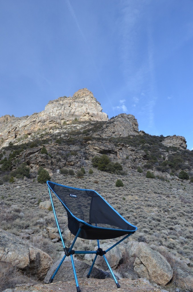 Big Agnes Helinox Chair One Review