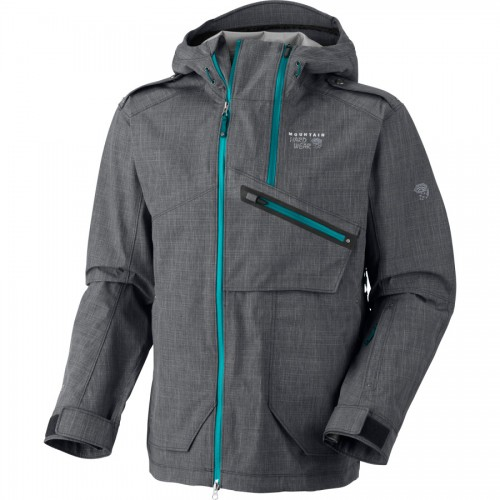 Mountain Hardwear Whole Lotta Jacket Review
