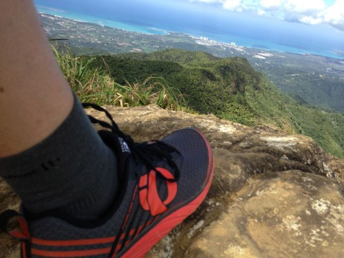 Pearl Izumi EM Trail N1 Review - Hiking in El Yunque National Forest