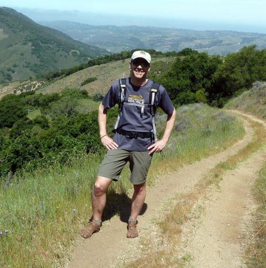 Patagonia Quandary shorts hiking