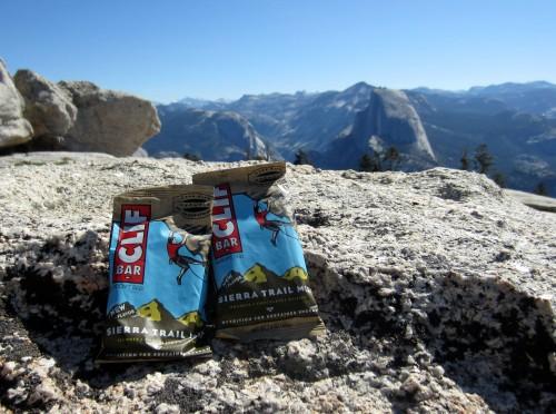 CLIF sierra trail mix