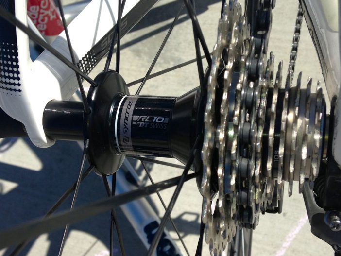 Syncros RL1.0 Front Hub - DT Swiss Internals and Quick Release