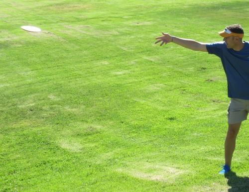 Vibram disc golf
