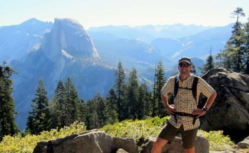 High in Yosemite National Park