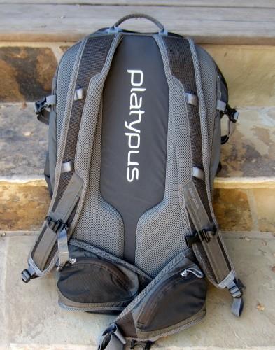 platypus sprinter XT padding
