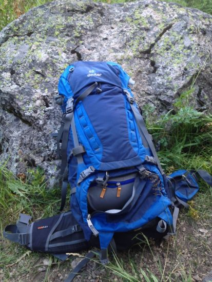 Deuter 56+10 Backpack Review