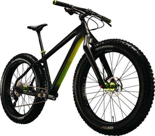 2014 Salsa Beargrease Carbon