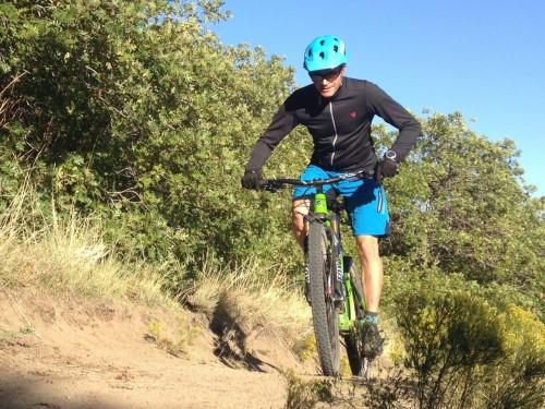 Bontrager RXL Thermal Long Sleeve Jersey Review - Mountain Biking