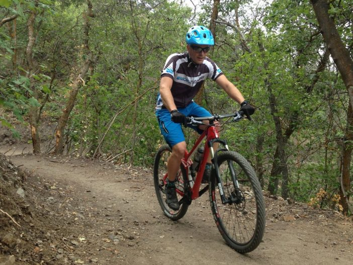 Felt Edict Nine 3 Test Ride - Corner Canyon
