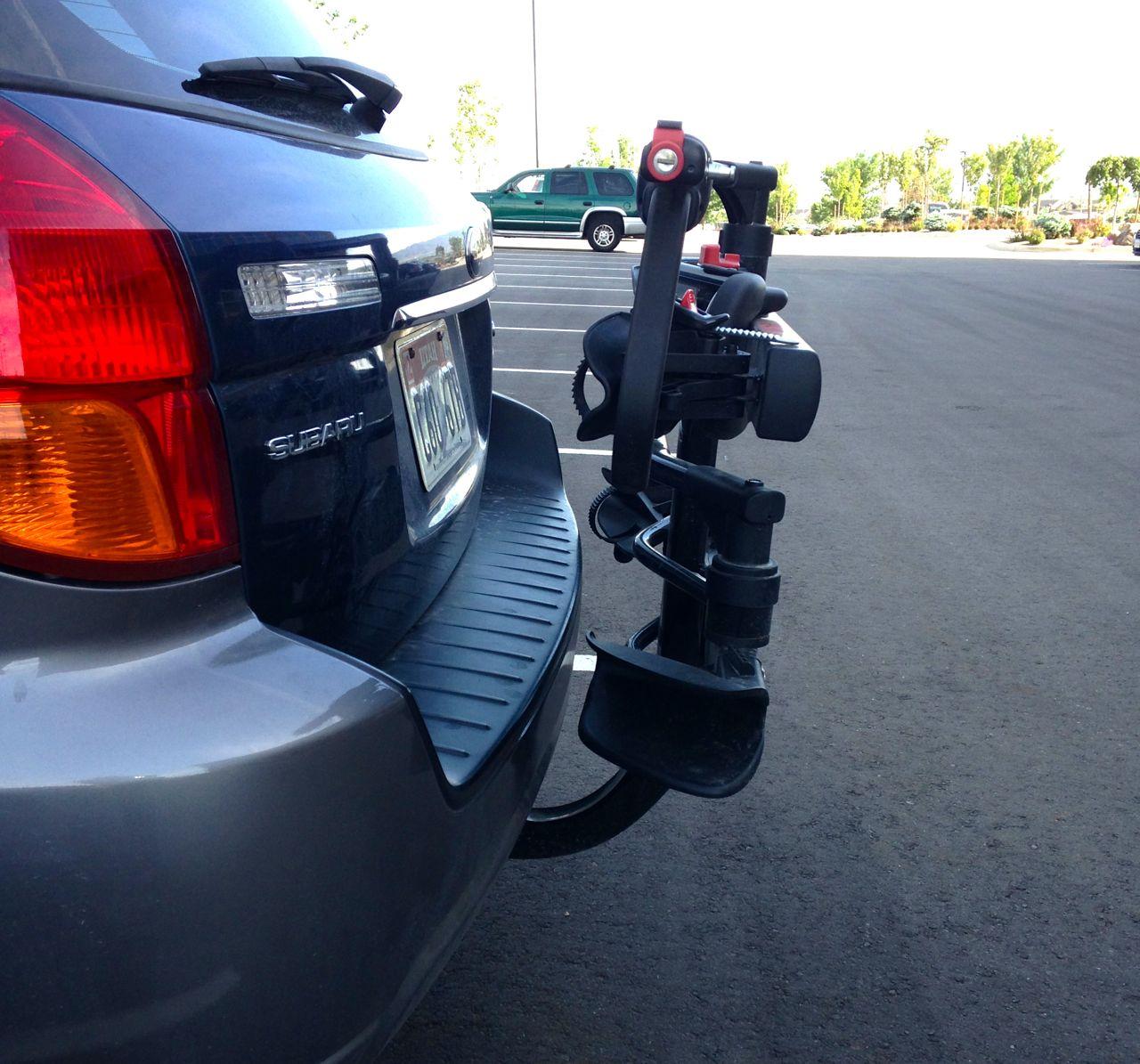 """Yakima Holdup 2 >> Yakima HoldUp 2"""" Hitch Bike Rack Review - FeedTheHabit.com"""