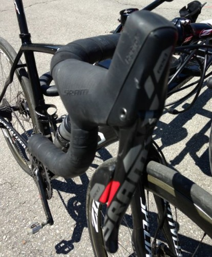 SRAM Red 22 Hydro Shifters